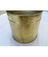 Brass Planter - $11.99