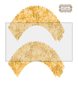 CupCake Wrapper21-Digital Clipart-Holiday-Gift Tag-Digital Paper-Party - $2.00