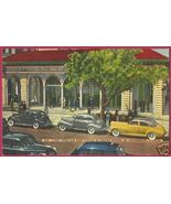 ST PETERSBURG FLORIDA Post Office Linen Cars NICE - $6.00