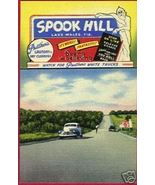 LAKE WALES FLORIDA Spook Hill Ghost Car Prather's FL - $8.00