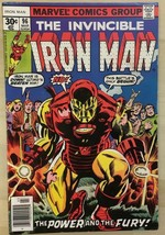 Iron Man #96 (1977) Marvel Comics VG+/FINE- - $9.89