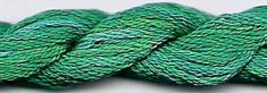 Peacock 185 Silk Floss Dinky Dyes 8m (8.7yds) cross stitch embroidery - $3.60
