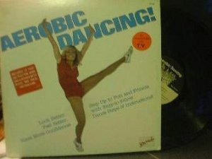 Aerobic Dancing w/instruction booklet - Parade PA-100