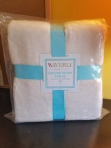 Deluxe Plush Throw Blanket 50 x 60 inch Waverly New - €10,21 EUR