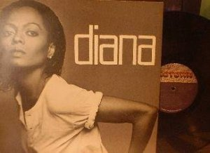 Diana Ross - DIANA - Motown M8-936M1