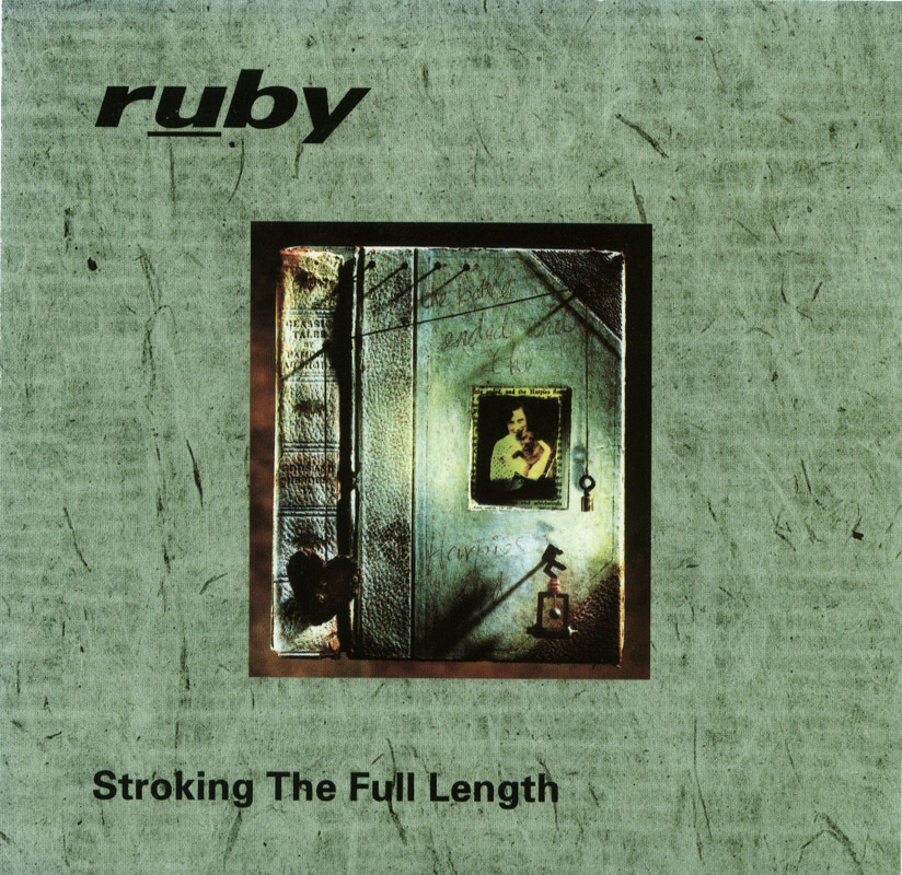 Ruby - Stroking The Full Length 1996 ECD OOP Trip Hop