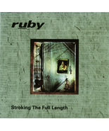 Ruby - Stroking The Full Length 1996 ECD OOP Trip Hop - $3.00