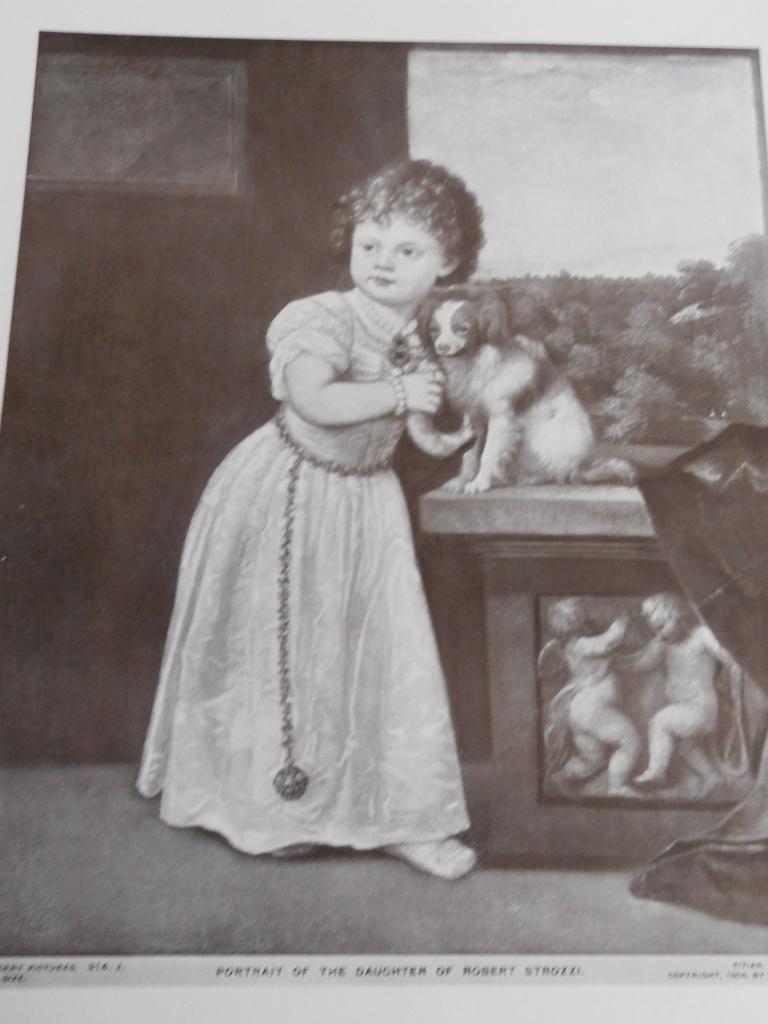 Vintage Prints Perry Pictures - 3 pc set Children 16&17th ce