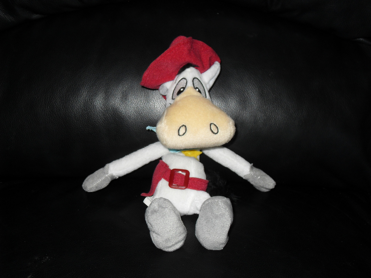 Primary image for 1998 Warner Bros Quick Draw McGraw Plush Toy
