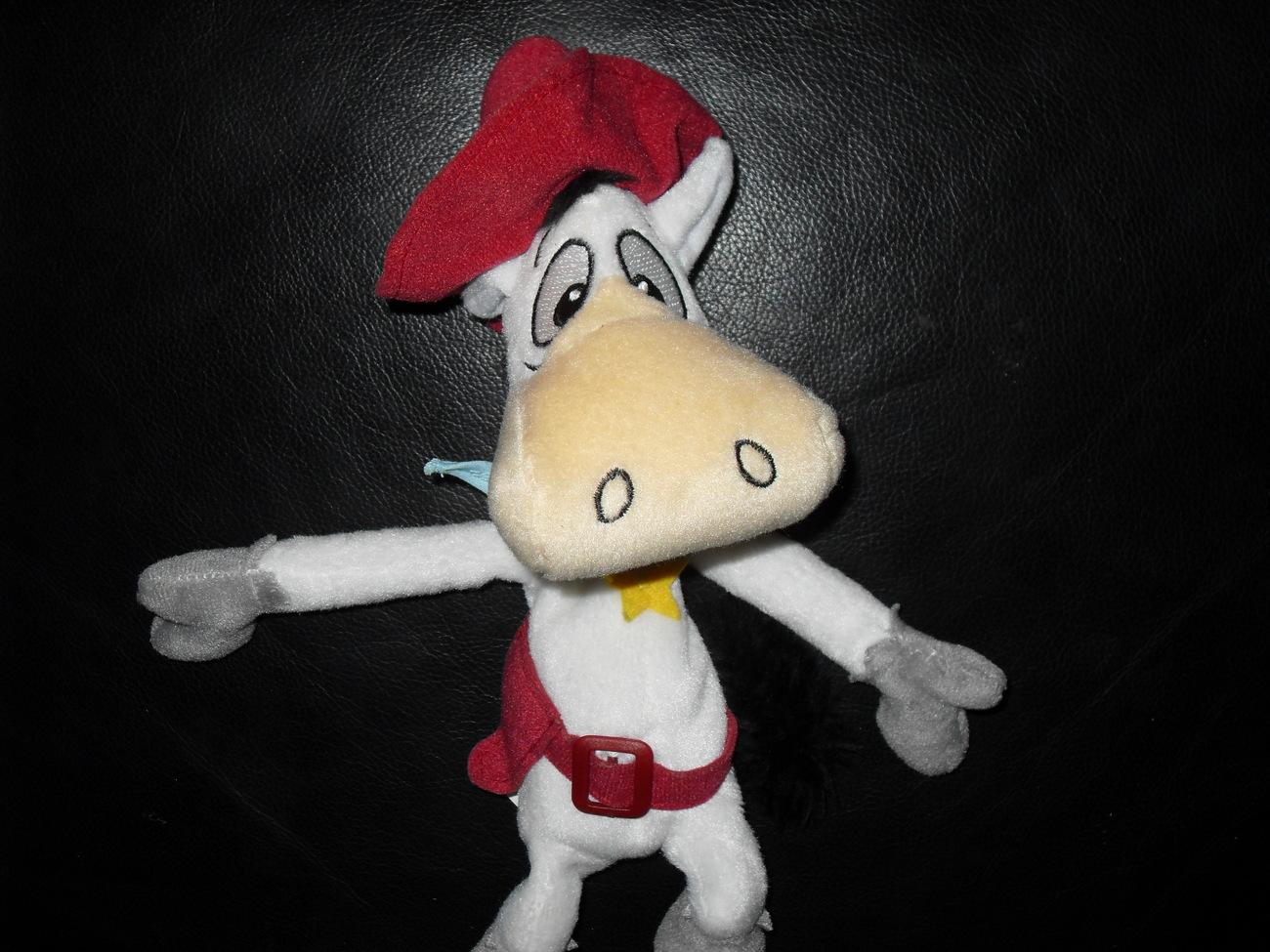 1998 Warner Bros Quick Draw McGraw Plush Toy