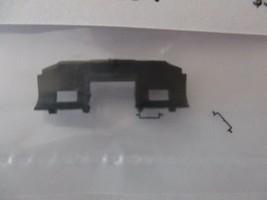 Trainworx Stock #183-1 Snowplow  Common Flat Top Black N-Scale- image 1