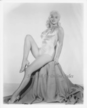Blonde Calendar Pinup Diana Dors 8x10 Photo 1470200 - $9.99