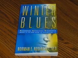 Winter Blues Norman Rosenthal - $14.95