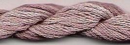 Mocha Mauve 192 Silk Floss Dinky Dyes 8m (8.7yds) cross stitch embroidery - $3.60