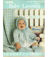 Baby Layettes, Book 3, Leisure Arts 643, Knit &... - $4.00