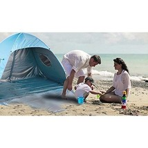 Portable Cabana Beach Tent 3 Person Camping Shelter Hunting Fishing - $63.15