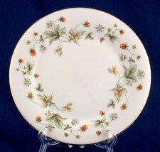 Royal Doulton Strawberry Cream Dinner Plate TC1118 - $5.00