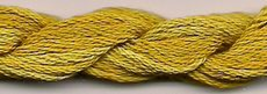 Marigold 198 Silk Floss Dinky Dyes 8m (8.7yds) cross stitch embroidery - $3.60