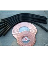 3/4 INCH AND 3/8 INCH HVAC COPPER LINESET KITS - $285.00