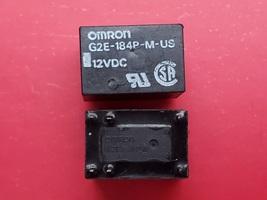 G2E-184P-M-US, 12VDC Relay, Omron Brand New!! - $8.50