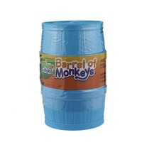 Elefun and Friends Barrel of Monkeys Game Colors May Vary Contemporary B... - $11.62