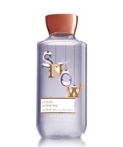 Bath & Body Works SNOWY MORNING Shower Gel, 10 oz / 295 ml (Pack of 2) - $37.00