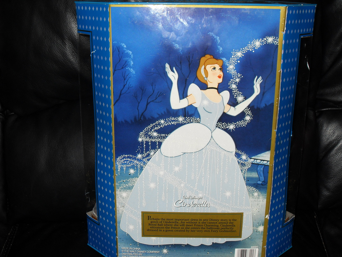 Disney Classic Doll Collection Cinderella New In The Box
