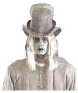 Ghostly Top Hat - Ghost Costumes - $19.57