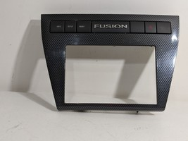 2006 - 2009 Ford Fusion Radio Climate Control Dash Bezel / Carbon Fiber OEM - $26.99
