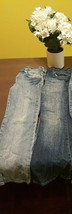 Girls Arizona Jeans Size 8 1/2 Bootcut Jeans Lot Of 2. Free Shipping! - $19.99