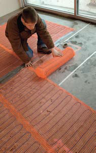 SunTouch Floor Warming KIT 30 inch 20 sq ft