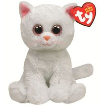 Ty Beanie Baby Bianca Plush - White Cat - $17.55