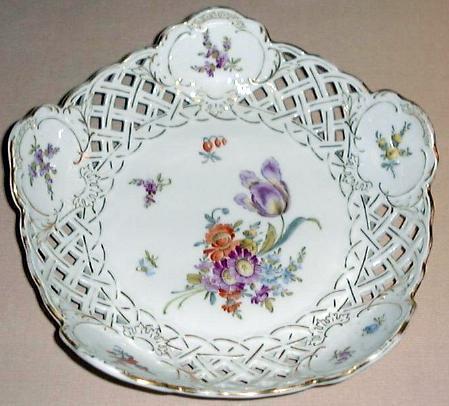 Dresden  saxe bowl 2
