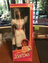 1984 Mattel My First Black African American Barbie Doll #9858 NIB - $36.95