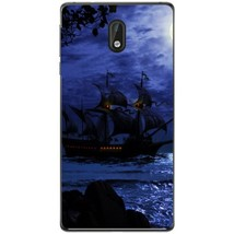 Night ship Nokia 3 Phone Case - $15.99