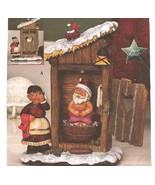 Santa Bathhouse Christmas - $20.95