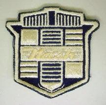 NASH car logo  vintage jacket or shirt patch - $10.00