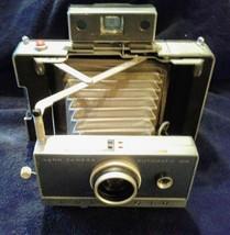 Vintage Polaroid Land Camera Automatic 100 Project Piece Art Deco - $19.79