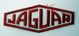 JAGUAR diamond shape automotive vintage jacket patch - $11.00
