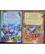 The Mammoth Book of Comic Fantasy volumes I and... - $11.95