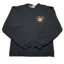 Vintage 90s Cape Cod Sun Salt Sea Crewnwck Sweatshirt Usa Heavyweight Mens M - $39.93