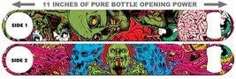11 Inch Mega Designed Bottle Opener: Zombie Attack - FREE Spinner Ring +... - $19.99