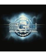 Stargate Universe Name and Logo ICON T-Shirt NEW UNWORN - $14.50