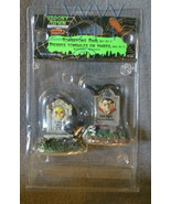 Lemax Spooky Town Halloween Tombstone Pair Set of 2 in Package - $2.99