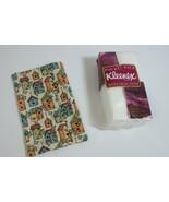 Birdhouses Kleenex Tissue Case Cover Holder Fabric Free Ship Handmade Ha... - $3.50