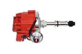 SB Small Block Buick HEI Distributor SBB Red Cap 65K VOLT COIL 215 340 350 image 9