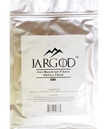 100 Gram Black JARGOD Hair Building Fibers - Refill Your Existing Fiber ... - $24.29