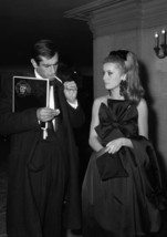 Art print POSTER Catherine Deneuve with Roger Vadim - $3.95+