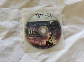 Blue Dragon Disc 3 Only Video Game Microsoft Xbox 360 - GAME DISC ONLY - $6.83