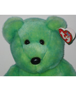 """Ty Beanie Baby 8"""" Kicks the Bear with tags....excellent - $9.49"""
